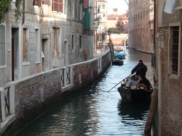 Venice Minor Canal
